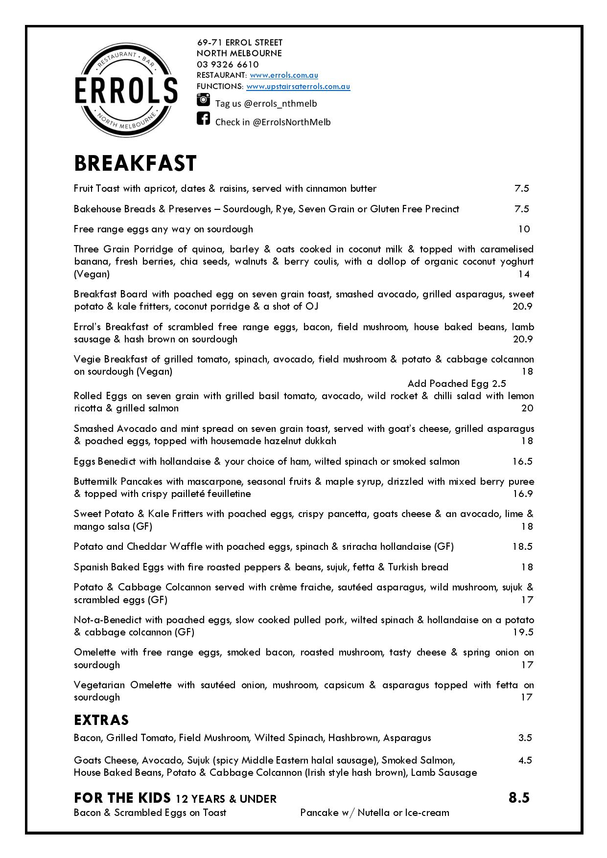 Errols_Breakfast Menu Winter 2019-page-001